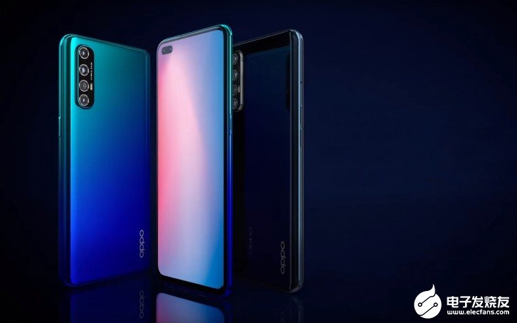 Oppo officially released the 4G version of oppo reno3 Pro Series mobile phones in India