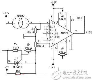Circuit design of temperature control system based on ATMEGA16L single chip microcomputer