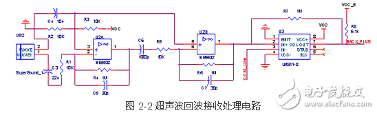 Circuit diagram reading everyday (30): circuit design of intelligent speech recognition obstacle avoidance robot