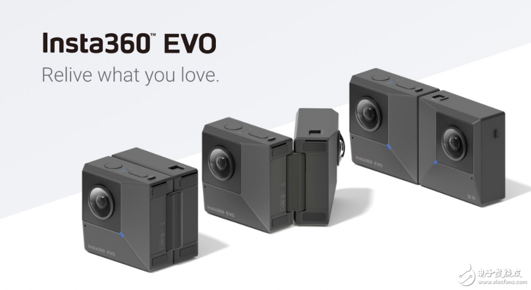Insta360 Evo camera takes you from 360 degree full coverage to 180 degree stereo VRS