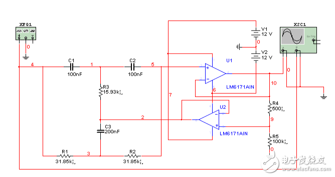 Introduction of notch filter_ Design of 50 Hz power frequency signal notch filter