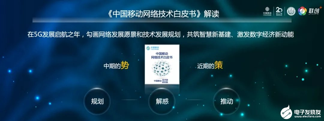 "China Mobile's ""six modernizations and three strategies"" seek the maximum value and pursue the ultimate network"