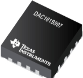 Characteristics and application range of 16 bit sigma delta DAC 161s997