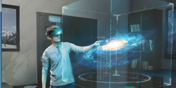 MWC 2019 VR / AR technology content