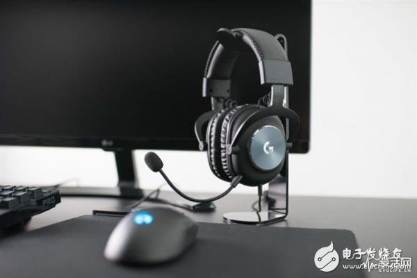 Logitech launches gprox version headphones, and the voice in the game will become clearer