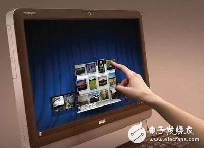 What is the reason why most computers don't add touch screens
