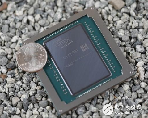 The world's largest chip with 35 billion transistors was born