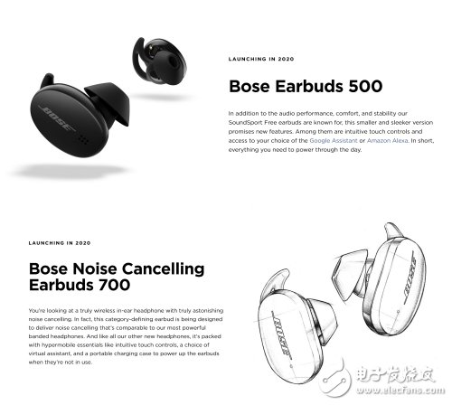 Bose will launch a new noise reduction headset next year