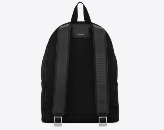 Google cooperates with YSL to launch a smart backpack with touch function