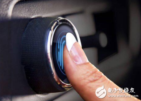 Can fingerprint touch technology bring benefits to the automotive industry