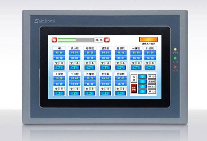 Four common touch screen maintenance skills