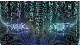 How does face recognition enter the campus
