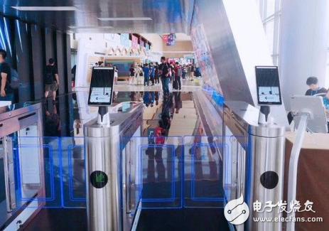 Face brushing boarding at Daxing airport has attracted much attention, and 3D face recognition can easily realize face brushing boarding