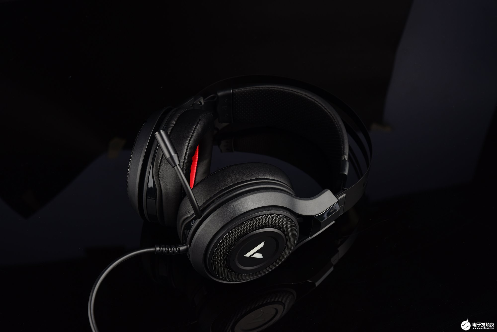Rebecca vh520 game headphone evaluation combined with the price is very cost-effective