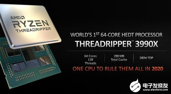 No one can stop AMD's 9 3990x processor from coming up with the same level of competitors in the next year or two