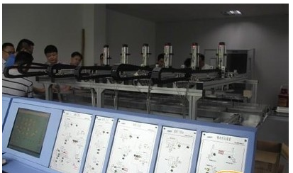 What is the new process of Al RFID tag production
