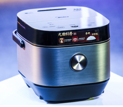 What are the advantages of Midea low sugar rice cooker