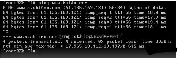 How to solve the problem of unable to Ping the Internet under Linux