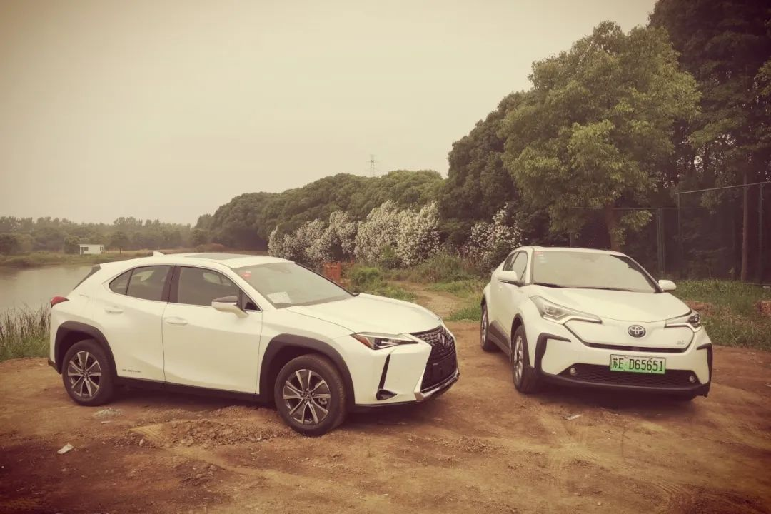 Comparison of new and old electrification goals of Toyota