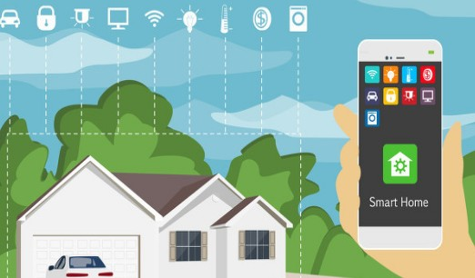 The global smart home device market is growing at a compound annual growth rate of 15%