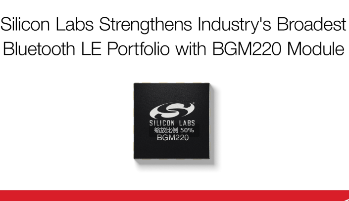 Silicon labs extends the industry-leading Bluetooth product line to provide unparalleled performance and flexibility for IOT devices