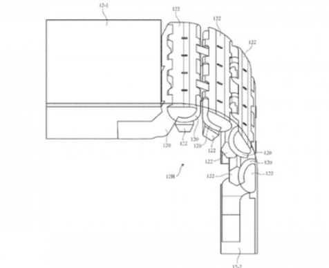 Patent leak: apple is really building a folding screen iPhone