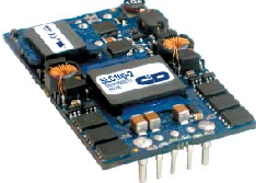 Performance and application of open 1 / 4 brick DC / DC converter SLC100
