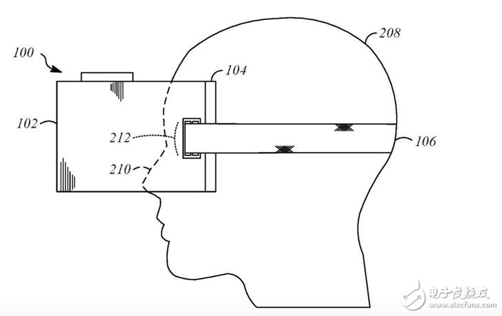 Apple's new patent exposure will be used for thermal adjustment of head mounted display