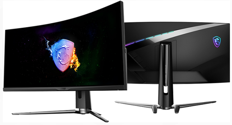MSI releases 34 inch curved screen game display