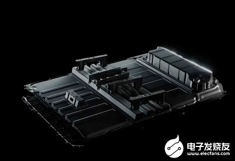 Tesla shows the assembly drawing of 4680 battery, the electrodeless ear has less heat