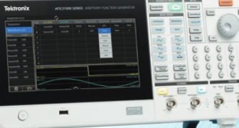 The arbitrary waveform / function generator can meet the test requirements. What are the main application fields