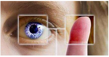 What kind of payment will iris recognition bring