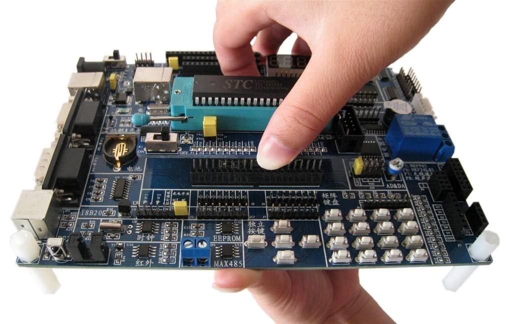 The transformation between single chip microcomputer and embedded system