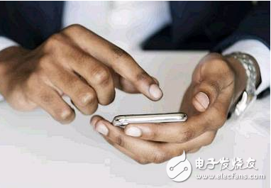 What is the development status of capacitive touch technology for smart phones