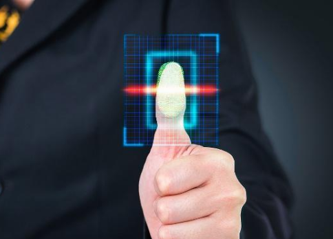 What is the working principle of smartphone fingerprint touch technology