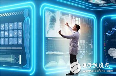 Application of big data and AI technology in medical industry