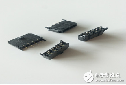 Connector technology allows us to connect the power supply directly to the PCB