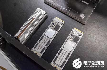 With the new pcie4.0 solid state drive promoted by Yingchi, the reading and writing performance has made a new breakthrough