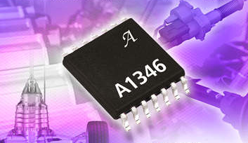 Allegro introduces a new dual chip highly programmable linear Hall sensor