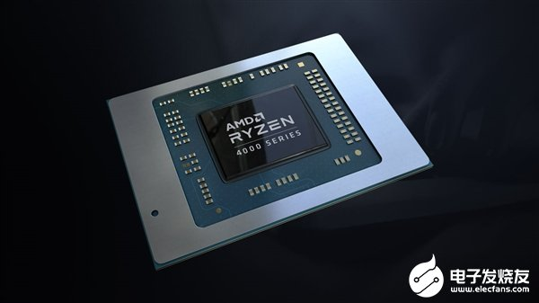 Details of newly released CPU in AMD ces2020