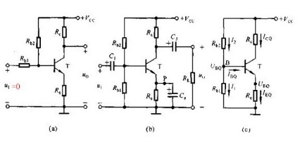 Summary of basic circuit of triode in embedded circuit design