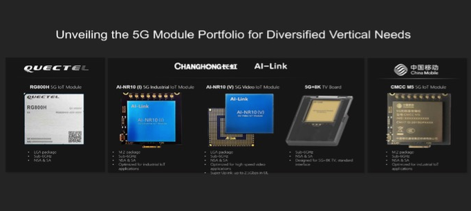 China Mobile officially released 5g module middleware and Solutions