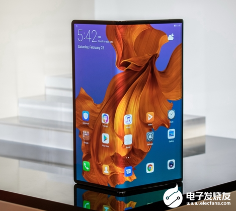 Huawei folding screen mobile phone price speculation in recent three rounds after the goods have been sold out