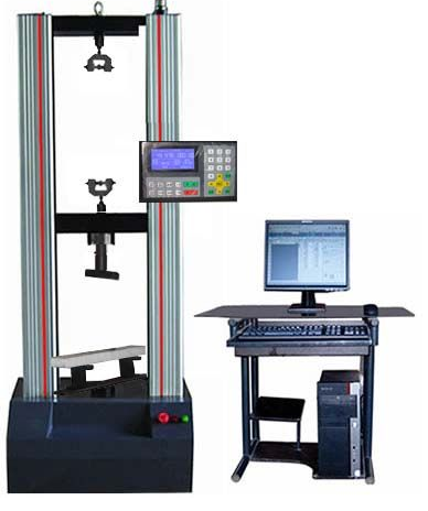 Technical parameters and functions of tensile yield strength testing machine for aluminum alloy plate