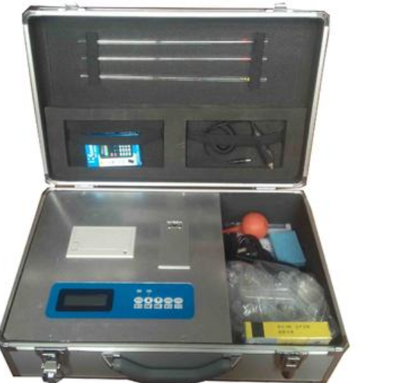 Operation steps of soil nutrient content detector