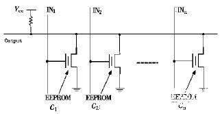 Design of CPLD programmable circuit based on 5-transistor SRAM structure