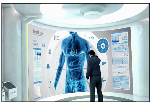 Application of wireless application in hospital ward monitoring