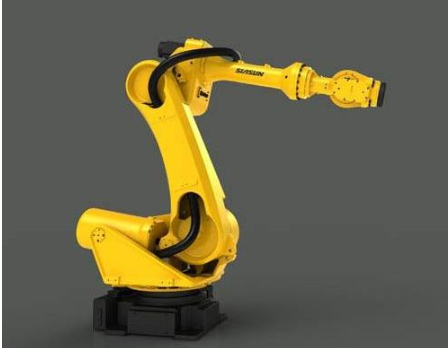 Analysis of control mode of industrial robot