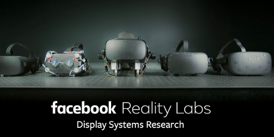 Facebook breaks through the conflict of VR visual convergence