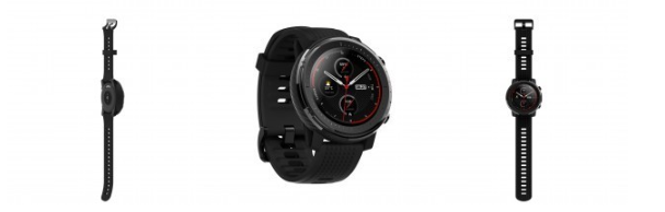 Huami Stratos 3 design for athletes and sports enthusiasts will be released in India